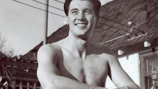 Rock Hudson, Dark and Handsome Stranger