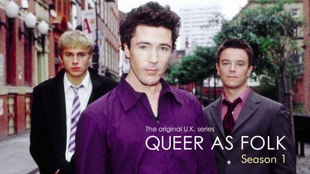 Queer as Folk (UK) Season 1 Episode 1 (8 in total)