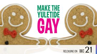 【Coming Soon】Make the Yuletide Gay