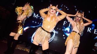 魯保羅變裝皇后AJA&Kim Chi《POSE巨星變裝皇后派對》-E3《女性的輪廓》