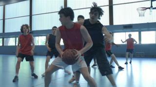 籃球與數學