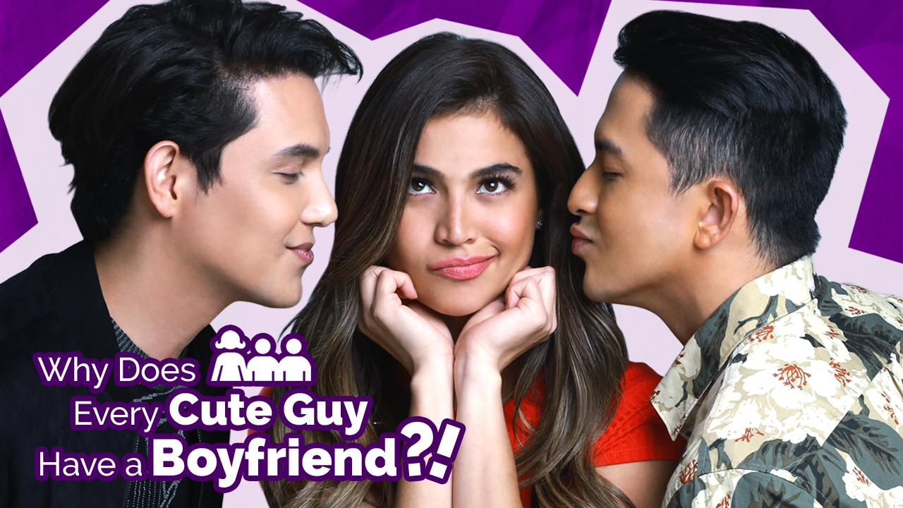 Why Does Every Handsome Guy Have a Boyfriend?!