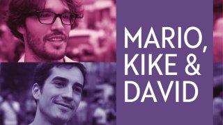Mario, Kike and DavidTrailer