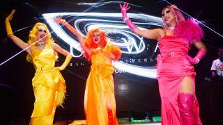 魯保羅變裝皇后AJA&Kim Chi《POSE巨星變裝皇后派對》-E2《伸展台》