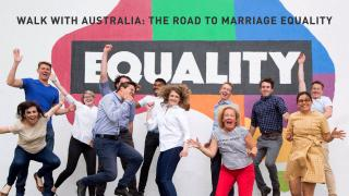 Walk with Australia: The Road to Marriage Equality - Part 1 (8 episodes in total)