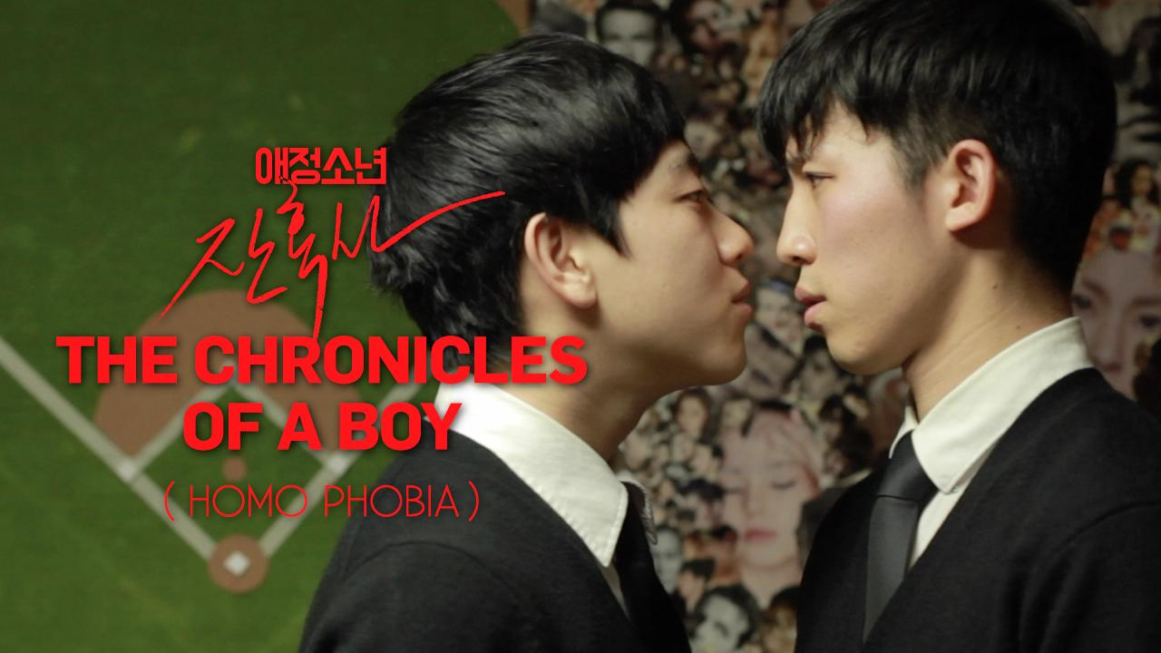 The Chronicles of a Boy (Homo phobia)