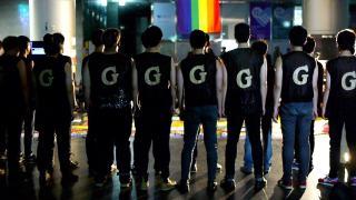 韓流男聲G大調