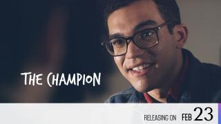 【Coming Soon】The Champion