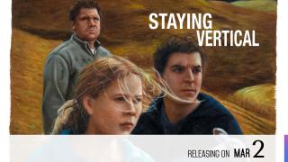 【Coming Soon】Staying Vertical
