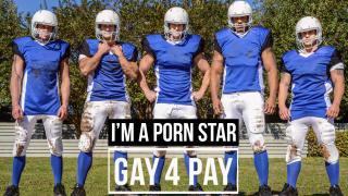 I'm a Pornstar: Gay4Pay