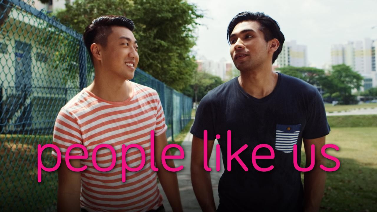 People Like Us Season 1 Episode 1