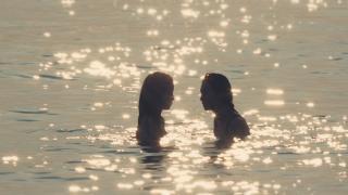 Floating Deep Down Summer