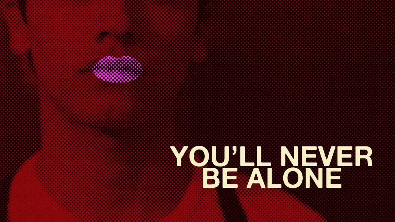 絕不讓你孤單